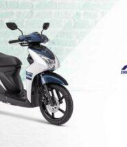 Mesin Yamaha X Ride 125