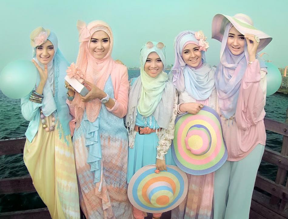 Hijab Modern Kekinian
